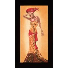Африканская модница II - African Fashion II (PN8097)