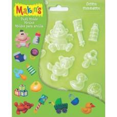 Форма для пластика Детская (M390-95)