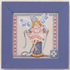Набор для вышивания Mill Hill Фея рукоделия (JS301104)