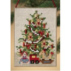 Набор для вышивания Mill Hill Старинная елка (MH160305)