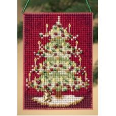 Набор для вышивания Mill Викторианская елка (MH160302)
