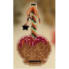 Набор для вышивания Mill Hill Карамельное яблоко (MH189203)