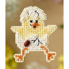Набор для вышивания Mill Hill Весенний цыпленок (MH188101)