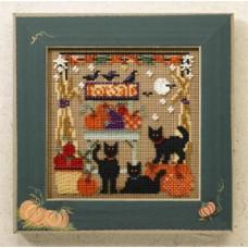 Набор для вышивания Mill Hill Щедрые котята(MH146202)