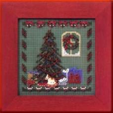 Набор для вышивания MillHill Рождественский вечер (MHCB208)