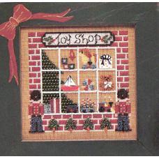 Набор для вышивания Mill Hill Магазин игрушек (MHCB75)