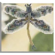 Набор для вышивания Mill Hill Ивовая стрекоза (MHDF6)