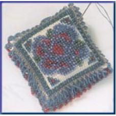 Набор для вышивания Mill Hill Игольница Викторианский цветок (MHBPP6)
