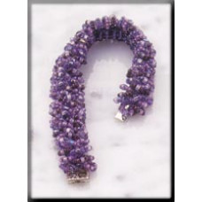 Набор-браслет MillHill, Jeweled Amethyst ( MHTLB3)