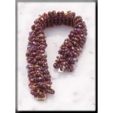 Набор-браслет MillHill, Jeweled Wildberry (MHTLB4)