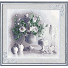 Белый натюрморт (СЖ-012)