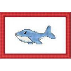 Голубой кит (М-068)*