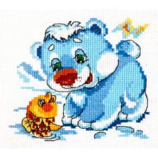 Белый медвежонок (17-14)