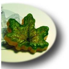 Форма для мыла Кленовый листочек