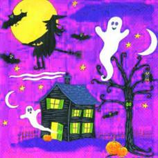 Салфетка Дом с привидениями (360)