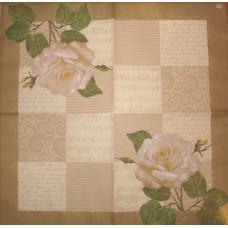 Салфетка Чайная роза (MHb-9524-14) (093)