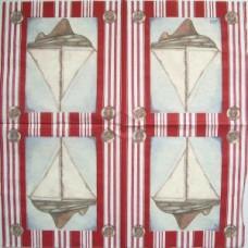 Салфетка Английская яхта (419)