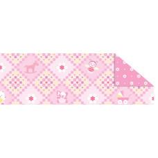 Калька Beby розовая, мотив ИГРУШКИ КЛЕТКА КРУПНАЯ, 115г(UR-53364603R)