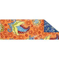 Калька Парадис оранжевый, мотив ОГУРЦЫ, 115г (UR-77224601R)