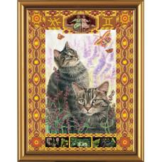 Кот из созвездия Близнецы (НК4088)