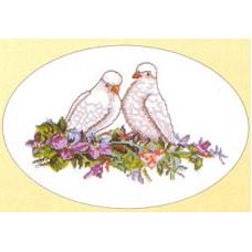 Влюбленные голуби (GOK922)