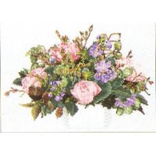 Ароматный букет роз (TG1080A)