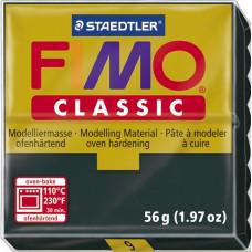 Полимерная глина Fimo Classic Black (8000-9N)
