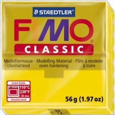 Полимерная глина Fimo Classic Gold Yellow (8000-15N)