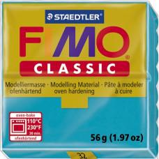 Полимерная глина Fimo Classic Turquoise (8000-32N)