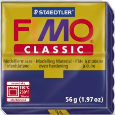 Полимерная глина Fimo Classic Marine Blue (8000-34N)