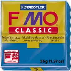 Полимерная глина Fimo Classic Blue (8000-37N)