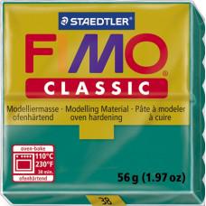 Полимерная глина Fimo Classic Blue Green (8000-38N)