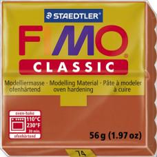 Полимерная глина Fimo Classic Terracotta (8000-74N)
