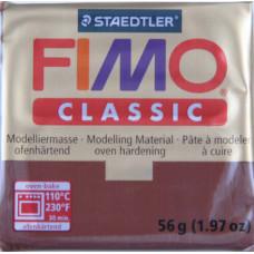 Полимерная глина Fimo Classic Chocolate (8000-77N)