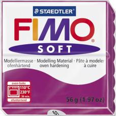 Полимерная глина Fimo Soft, Purple (8020-61)