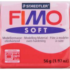 Полимерная глина Fimo Soft, Indian red (8020-24)