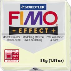 Полимерная глина Fimo Effect Glow In The Dark (8020-04)