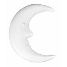 Фигурка Луна, заготовка для декорирования (BV-000002005)