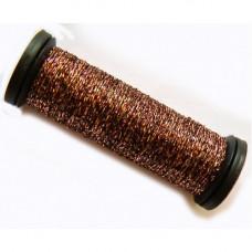Металлизированная нить Kreinik #4 Braid 4204