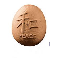 Форма для мыла Иероглиф Мир (STO2_1239)