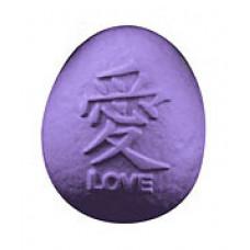 Форма для мыла Иероглиф Любовь (STO2_1239)*