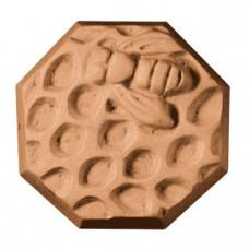 Форма для мыла Пчела и соты (BEEHC1007)
