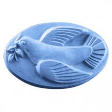 Форма для мыла Голубь мира (DOVE1019)