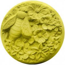 Форма для мыла Пчела и цветы (BEEBLOS1320)