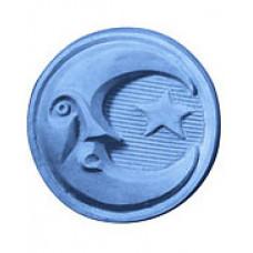 Форма для мыла Луна (GST-SUNMO1089)