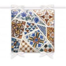 Набор для вышивания крестом Риолис Подушка Мозаика (1871)