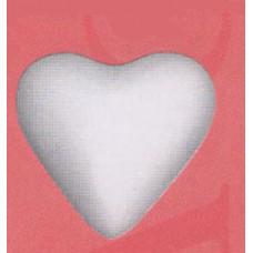 Фигурка Сердце плоское (BV-000002023)