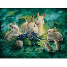 Паззл Blueberry Lunch, 300 эл. (38066)