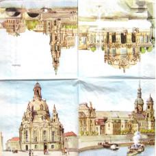 Салфетка Дрезден (691)