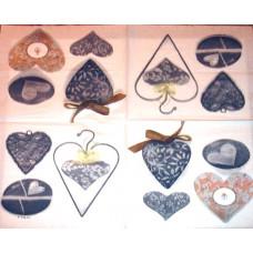 Салфетка Каменное сердце (706)